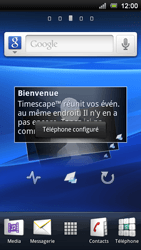 Sony Xperia Ray - Internet - Configuration automatique - Étape 6
