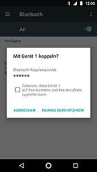 Motorola Moto G5s - Bluetooth - Geräte koppeln - Schritt 9