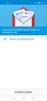 Huawei Nova 5T - E-mails - Ajouter ou modifier votre compte Gmail - Étape 5