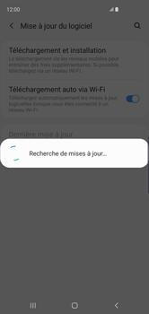 Samsung Galaxy S10 - Logiciels - Installation de mises à jour - Étape 7