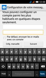 Alcatel One Touch Pop C3 - E-mail - configuration manuelle - Étape 14