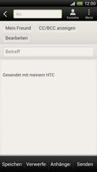 HTC One X - E-Mail - E-Mail versenden - 7 / 16