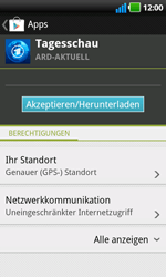 LG Optimus Black - Apps - Herunterladen - 8 / 22