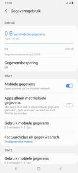 Samsung Galaxy A70 - internet - mobiele data managen - stap 6