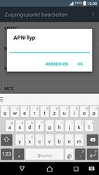 Sony Xperia XA1 - MMS - Manuelle Konfiguration - Schritt 14