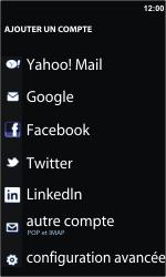 Nokia Lumia 800 - E-mail - Configuration manuelle - Étape 6