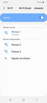 Samsung Galaxy A20e - Internet et connexion - Accéder au réseau Wi-Fi - Étape 9
