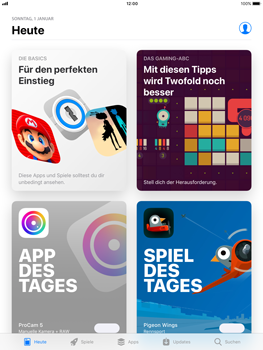 Apple iPad Air - Apps - Herunterladen - 3 / 14