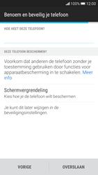 HTC Desire 626 - Toestel - Toestel activeren - Stap 30