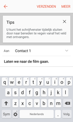 Samsung Galaxy Xcover 3 VE (SM-G389F) - E-mail - Hoe te versturen - Stap 9