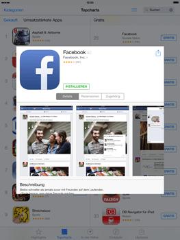 Apple iPad mini iOS 7 - Apps - Einrichten des App Stores - Schritt 6