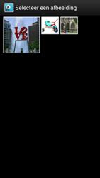 Sony ST26i Xperia J - e-mail - hoe te versturen - stap 11