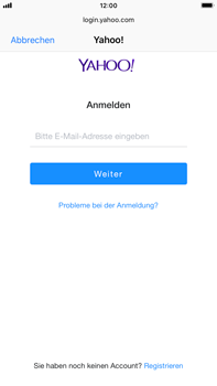 Apple iPhone 6s Plus - E-Mail - Konto einrichten (yahoo) - 6 / 11