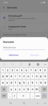 Samsung Galaxy Note 20 5G - Internet und Datenroaming - Manuelle Konfiguration - Schritt 30