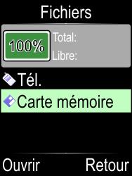 Doro Phone Easy 612 - Contact, Appels, SMS/MMS - Envoyer un MMS - Étape 13