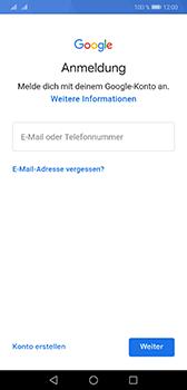 Huawei Mate 20 - E-Mail - Konto einrichten (gmail) - Schritt 8