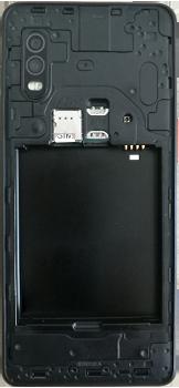 Samsung galaxy-xcover-pro-sm-g715fn - Instellingen aanpassen - SIM-Kaart plaatsen - Stap 5