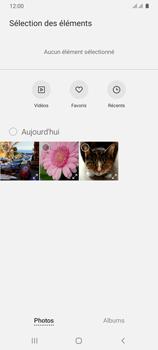 Samsung Galaxy A31 - Contact, Appels, SMS/MMS - Envoyer un MMS - Étape 17