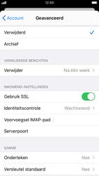 Apple iPhone SE (2020) (Model A2296) - E-mail - Instellingen KPNMail controleren - Stap 22