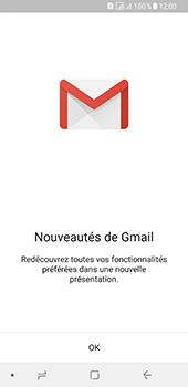 Samsung Galaxy A8 (2018) - E-mail - Configuration manuelle (gmail) - Étape 5