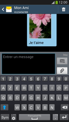 Samsung I9295 Galaxy S IV Active - MMS - envoi d'images - Étape 20