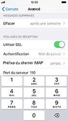 Apple iPhone 5s - iOS 12 - E-mail - Configuration manuelle - Étape 26