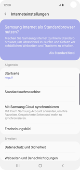 Samsung Galaxy S10 - Internet - Apn-Einstellungen - 26 / 39