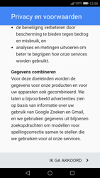 Huawei P10 - Applicaties - Account instellen - Stap 14