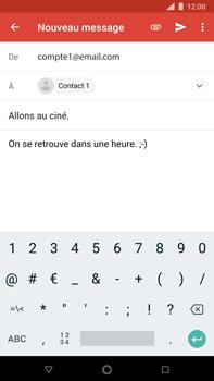 Nokia 8 Sirocco - E-mail - Envoi d