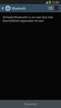 Samsung N9005 Galaxy Note III LTE - bluetooth - aanzetten - stap 5