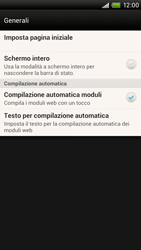 HTC One X - Internet e roaming dati - Configurazione manuale - Fase 21