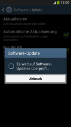 Samsung Galaxy S 4 Active - Software - Installieren von Software-Updates - Schritt 9