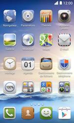 Huawei Ascend Y330 - Internet - navigation sur Internet - Étape 2