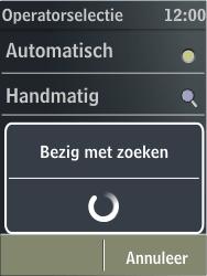 Nokia X3-02 - netwerk en bereik - gebruik in binnen- en buitenland - stap 7
