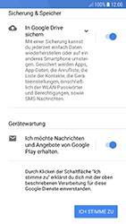 Samsung Galaxy A5 (2017) - Apps - Konto anlegen und einrichten - 19 / 21