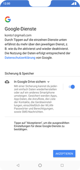 Nokia 6.1 Plus - E-Mail - Konto einrichten (gmail) - 12 / 16