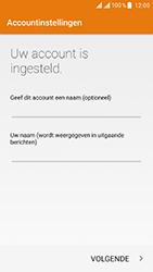ZTE Blade V8 - E-mail - e-mail instellen: IMAP (aanbevolen) - Stap 22