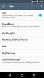 Sony Xperia X Performance - Internet - Apn-Einstellungen - 1 / 1