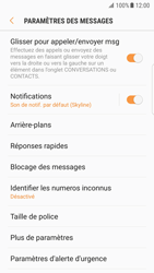 Samsung G935 Galaxy S7 Edge - Android Nougat - SMS - Configuration manuelle - Étape 6