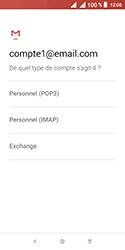 Alcatel 1 - E-mails - Ajouter ou modifier un compte e-mail - Étape 10