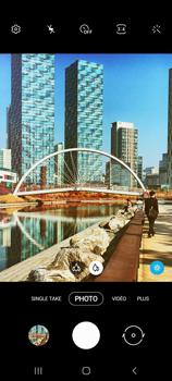 Samsung Galaxy A42 5G - Photos, vidéos, musique - Prendre une photo - Étape 13