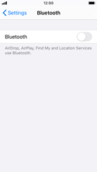 Apple iPhone SE - iOS 14 - Bluetooth - Connecting devices - Step 6