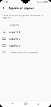 Alcatel 1S (2020) - Internet et connexion - Connexion avec un équipement multimédia via Bluetooth - Étape 9