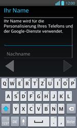 LG Optimus L7 II - Apps - Konto anlegen und einrichten - 6 / 25