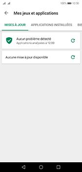 Huawei P20 - Android Pie - Applications - Comment vérifier les mises à jour des applications - Étape 6