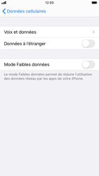 Apple iPhone 7 - iOS 13 - Internet - Utilisation à l
