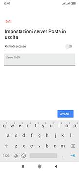 Xiaomi Mi Mix 3 5G - E-mail - configurazione manuale - Fase 17