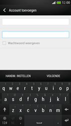 HTC One Mini - E-mail - Account instellen (POP3 met SMTP-verificatie) - Stap 7