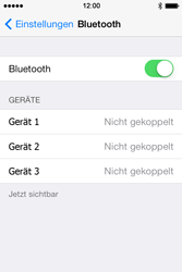 Apple iPhone 4 S - Bluetooth - Geräte koppeln - 7 / 10