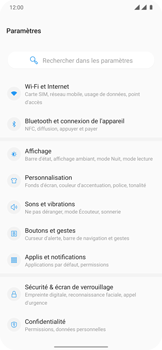 OnePlus 7T Pro - Applications - Supprimer une application - Étape 4